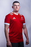 Joe Gavigan (Manukura). 2019 New Zealand Schools Barbarians rugby union headshots at the Sport & Rugby Institute in Palmerston North, New Zealand on Wednesday, 25 September 2019. Photo: Dave Lintott / lintottphoto.co.nz