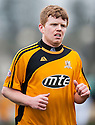 Alloa's Ryan McCord.