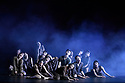 "Cloud Gate Dance Theatre of Taiwan present the Uk premiere of ""13 Tongues"" and ""Dust"" at Sadler's Wells. the show runs from Wednesday 26th to Saturday 29th February. the piece shows is: Dust, choreographed by Lin Hwai-min."