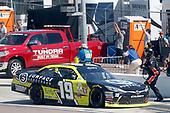 2017 NASCAR Xfinity Series<br /> DC Solar 200<br /> Phoenix International Raceway, Avondale, AZ USA<br /> Saturday 18 March 2017<br /> Matt Tifft, Surface Sunscreen / Tunity / Braingear Toyota Camry pit stop<br /> World Copyright: Lesley Ann Miller/LAT Images<br /> ref: Digital Image lam_170318PHX16420