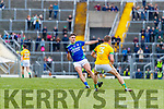Graham O'Sullivan, Kerry in action against Conor McGill, Meath  during the Allianz Football League Division 1 Round 4 match between Kerry and Meath at Fitzgerald Stadium in Killarney, on Sunday.