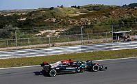 3rd September 2021: Circuit Zandvoort, Zandvoort, Netherlands;    44 Lewis Hamilton GBR, Mercedes-AMG Petronas F1 Team, F1 Grand Prix of the Netherlands at Circuit Zandvoort