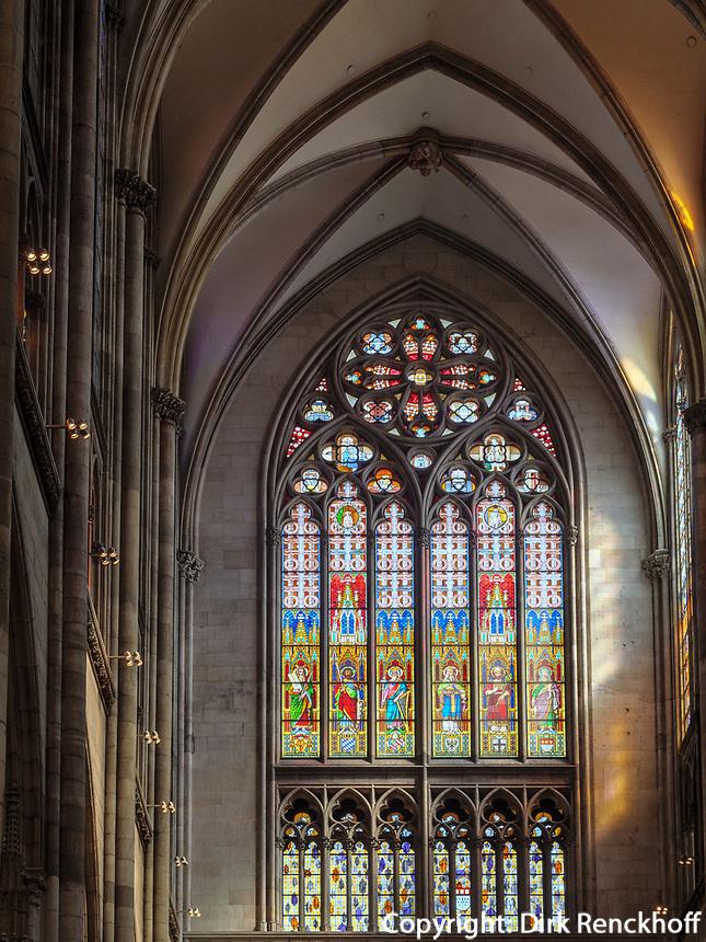 Dom, Köln, Nordrhein-Westfalen, Deutschland, Europa<br /> cathedral, Cologne, North Rhine-Westphalian, Germany, Europe