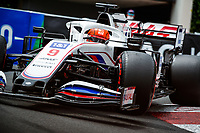 22nd May 2021; Principality of Monaco; F1 Grand Prix of Monaco, qualifying sessions;  MAZEPIN Nikita (rus), Haas F1 Team VF-21 Ferrari