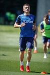 24.06.2019 Rangers training in Algarve: Greg Docherty