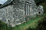 """St Clethers Holy Well and Chape, St Clether.  On the edge of """"Bodmin Moor"""" Cornwall England"""