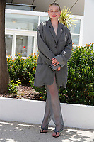 """CANNES, FRANCE - JULY 15: Swiss actress Luna Wedler at the """"A Felesegem Tortenete/The Story Of My Wife"""" photocall during the 74th annual Cannes Film Festival on July 15, 2021 in Cannes, France. <br /> CAP/GOL<br /> ©GOL/Capital Pictures"""