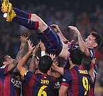 2014.11.22 Leo Messi Record