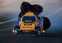 Jul 28, 2017; Sonoma, CA, USA; NHRA funny car driver J.R. Todd during qualifying for the Sonoma Nationals at Sonoma Raceway. Mandatory Credit: Mark J. Rebilas-USA TODAY Sports