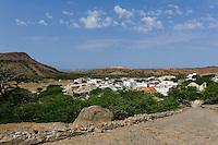 Povoacao Velha, Boa Vista, Kapverden, Afrika