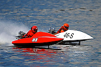 38-H and 46-S   (Outboard Runabout)