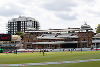 A general view of the Lords Pavillion before London Spirit Women vs Trent Rockets Women, The Hundred Cricket at Lord's Cricket Ground on 29th July 2021