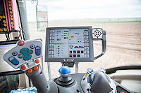 Fendt tractor control screen