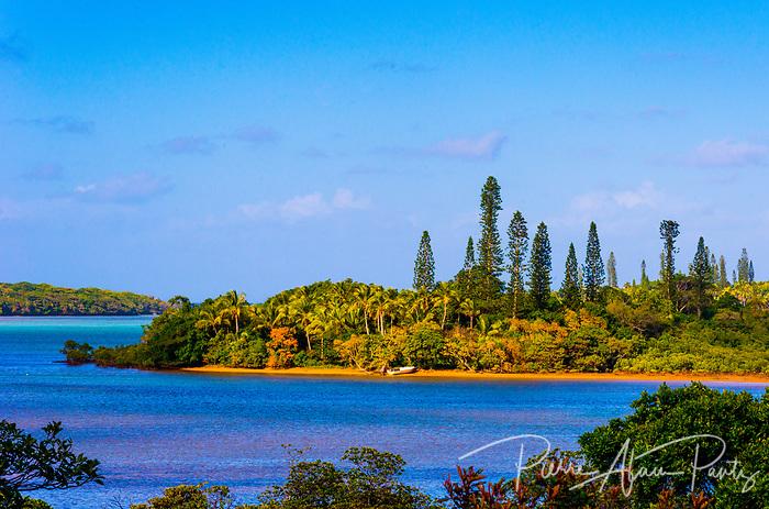 Yaté, baie Taare