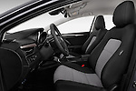 Front seat view of 2015 Toyota Avensis Active 4 Door Sedan Front Seat  car photos