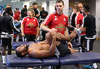 Pictured: Ashley Williams Sunday 28 June 2015<br />