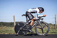 Egan Bernal (COL/Team Ineos)<br /> <br /> Stage 13: ITT - Pau to Pau (27.2km)<br /> 106th Tour de France 2019 (2.UWT)<br /> <br /> ©kramon
