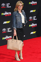 """HOLLYWOOD, LOS ANGELES, CA, USA - MARCH 11: Julie Bowen at the World Premiere Of Disney's """"Muppets Most Wanted"""" held at the El Capitan Theatre on March 11, 2014 in Hollywood, Los Angeles, California, United States. (Photo by Xavier Collin/Celebrity Monitor)"""