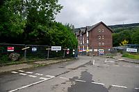 2020 09 07 Taff Street in Merthyr Vale, Merthyr Tydfil, Wales, UK.
