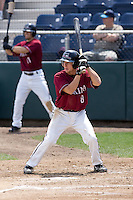 July 6, 2008:  The Yakima Bears' David Cooper at-bat during a Northwest League game against the Everett AquaSox at Everett Memorial Stadium in Everett, Washington.