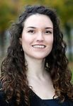 Foto: VidiPhoto<br /> <br /> NIJMEGEN - Portret van Julie de Vaan werkzaam bij Changing Ways in Nijmegen, een bureau dat zich richt op gedragsverandering.