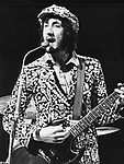 The Who 1970 Pete Townshend on BBC Into 71..© Chris Walter..