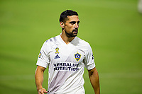 CARSON, CA - SEPTEMBER 06: Sebastian Lletget #17 of the Los Angeles Galaxy during a game between Los Angeles FC and Los Angeles Galaxy at Dignity Health Sports Park on September 06, 2020 in Carson, California.