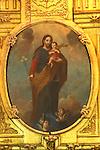 Mexico, Baja California Sur, San Ignacio, Mission San Ignacio Kadakaanman