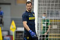 inter-roma - milano 12 maggio 2021 - 36° giornata Campionato Serie A - nella foto: padelli