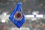 27.02.2019: Rangers v Dundee: Corner flag