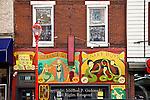 South Street Store Front, Philadelphia, Pennsylvania