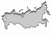 Russia e i paesi Ex Unione Sovietica.  Russian and Former Soviet Union countries. .