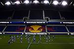 Argentina soccer team attend a practice ahead of his friendly match against Ecuador in New Jersey