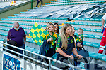 The Kilmoyley suporters enter the stadium before the Kerry County Senior Hurling Championship Final match between Kilmoyley and Causeway at Austin Stack Park in Tralee