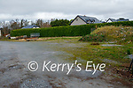 The site of the proposed guesthouse on Ross Road, Killarney which has been appealed by local residents