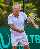 Etten-Leur, The Netherlands, August 26, 2017,  TC Etten, NVK, Niels Menko (NED)<br /> Photo: Tennisimages/Henk Koster