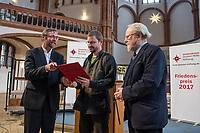 2017/12/05 Berlin | Peter Steudtner | Quaeker-Hilfe Friedenspreis