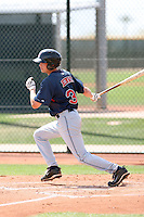 Jordan Henry, Cleveland Indians 2010 minor league spring training..Photo by:  Bill Mitchell/Four Seam Images.