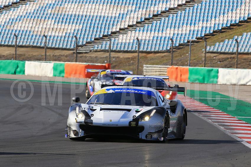 #8 IRON LYNX (ITA) FERRARI 488 GT3 RINO MASTRONARDI (ITA) GIACOMO PICCINI (ITA)