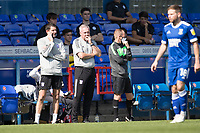A thoughtful Paul Lambert, Manager of Ipswich Town during Ipswich Town vs Wigan Athletic, Sky Bet EFL League 1 Football at Portman Road on 13th September 2020