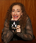 Micaela Diamond during 'The Cher Show' Original Broadway Cast Recording performance and CD signing at Barnes & Noble Upper East Side on May 14, 2019 in New York City.