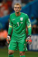 Goalkeeper Jasper Cillessen of the Netherlands