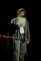 FILE - Andre-Philippe Gagnon au Festival juste Pour Rire, Juillet 1985 <br /> <br /> <br /> Photo : Agence Quebec Presse