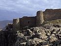 Iraq 2008 .The fortified castle of Srochk in Barzinja.Irak 2008.La forteresse de Srochk a Barzinja