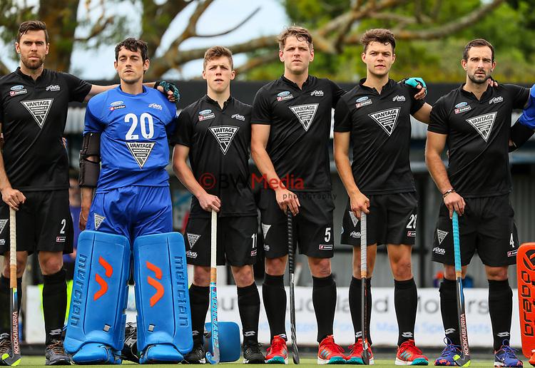 International Hockey, Blacksticks men v Canada. Lloyd Elsmore Park, Auckland, New Zealand. Saturday 20 October 2018. Photo: Simon Watts/Hockey NZ