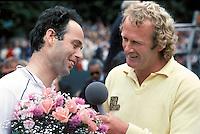 Melkhuisje, Jack van der Voorn in geprek met Balasz Taroczy  1982