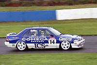 1992 British Touring Car Championship. #14 Julian Bailey (GBR). Team Toyota. Toyota Carina.