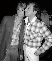 Mark Benecke Steve Rubell at Studio 54 1978<br /> Photo By Adam Scull/PHOTOlink.net