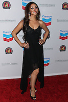LOS ANGELES, CA, USA - MARCH 27: Desiree Estrada at the Cesar Chavez Foundation's 2014 Legacy Awards Dinner held at the Millennium Biltmore Hotel on March 27, 2014 in Los Angeles, California, United States. (Photo by Xavier Collin/Celebrity Monitor)