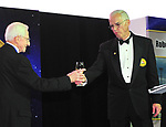 The National Aviation Hall of Fame enshrinement ceremony for the Class of 2017 in Alliance, Texas on October 28, 2017. The Class of 2017 includes Charles Bolden, Sir Frank Whittle, Robert J. Gilliland, and Scott Carpenter.